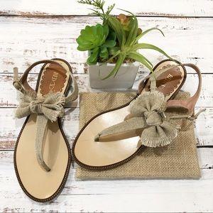 Valentino Red V • Toe Strap Sandal